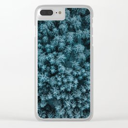 Norwegian forest #society6 #decor #buyart Clear iPhone Case