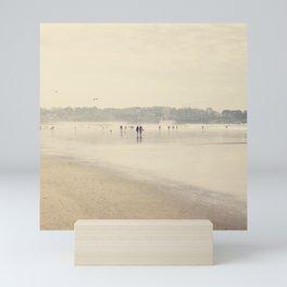beach life III Mini Art Print