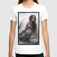 mermaid T-shirts featuring Mermaid by Justin Gedak