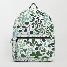 green Backpack