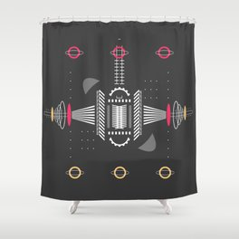 differential Shower Curtain