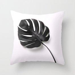 Little Black Dress Throw Pillow