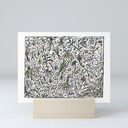Taking Root Mini Art Print