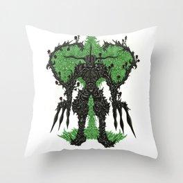 Vanithrall Throw Pillow