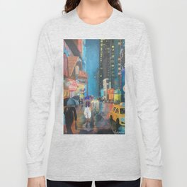 Agrabah, New York Long Sleeve T-shirt