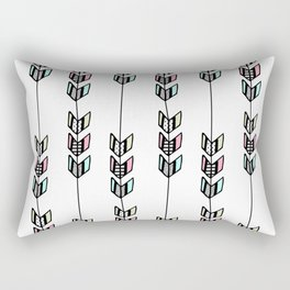 Chevron Arrow Patterns Rectangular Pillow
