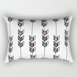 Chevron Arrow Patterns Rectangular Pillow