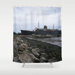 Duke of Lancaster Shower Curtain