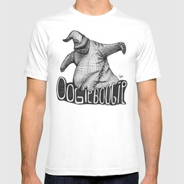 Oogie Boogie Ink Drawing T-shirt