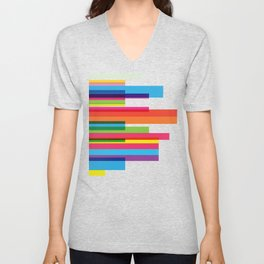 sexy colors Unisex V-Neck