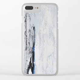 Sliver Clear iPhone Case