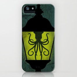 Sea Lantern iPhone Case
