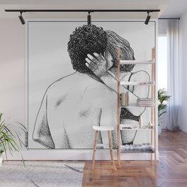 asc 822 - Les belles bouclettes (love is) Wall Mural