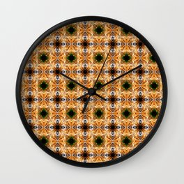 FREE THE ANIMAL - TIGRE Wall Clock
