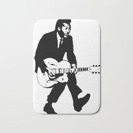 Chuck Berry Bath Mat