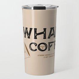 Cowhand Coffee - Rustic Travel Mug