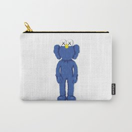 KAWS BFF - BLUE Carry-All Pouch