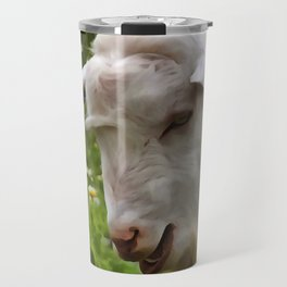 Goat A Load To Talk About Travel Mug
