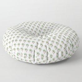 Botanical Impressions: LOBLOLLY PINE 2 Floor Pillow