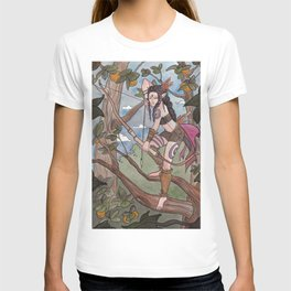 In The Treetops T-shirt