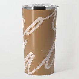 Hot Latte Travel Mug