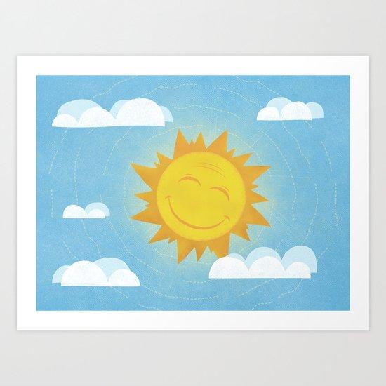 Day Art Print