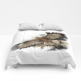 Falcon Flight Comforters