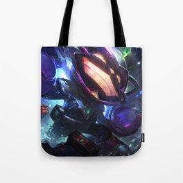 Battle Boss Ziggs League of Legends Tote Bag