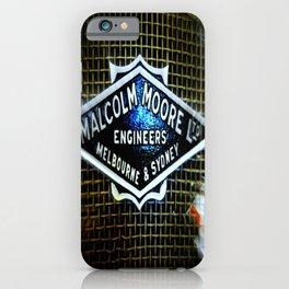 Train Grill iPhone Case