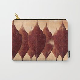 Lupo d'autunno Carry-All Pouch