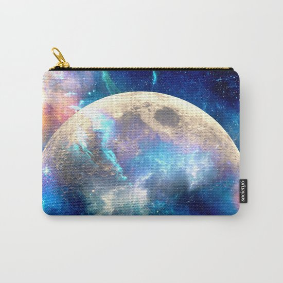 The Other Side of the Moon Carry-All Pouch
