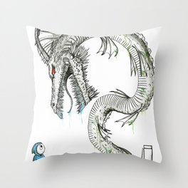 Level 2 Throw Pillow