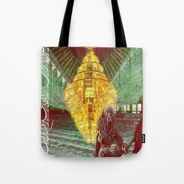 Arabian Collage#3 Tote Bag
