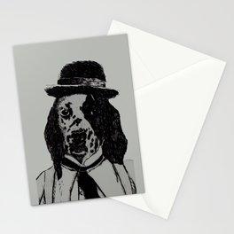 Dog Chaplin Stationery Cards