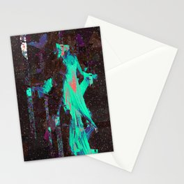 The Traveller. Stationery Cards