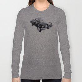 1968 Foulger-Mustang 428 Cobra Jet Fastback Long Sleeve T-shirt