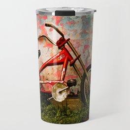 Red Hot Stingray Travel Mug