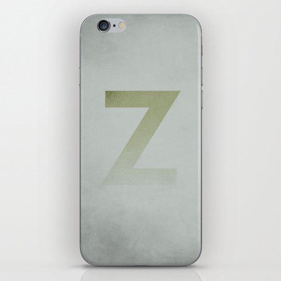 Rip Van Winkle iPhone & iPod Skin