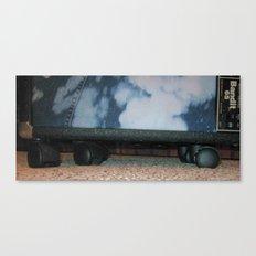 Casters Canvas Print