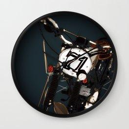 Trip's Triumph Wall Clock
