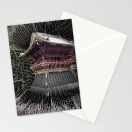 Nikko Shrine Stationery Cards