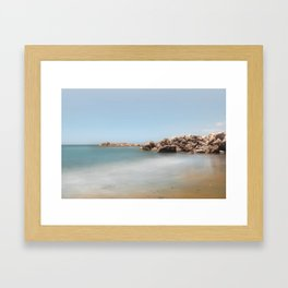 BEACH DAYS 46 Framed Art Print
