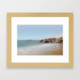 BEACH DAYS 46 Framed Art Print