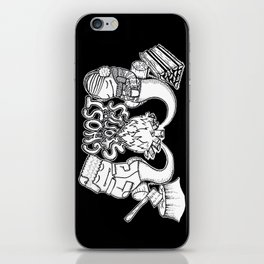 Ghost Stories iPhone Skin