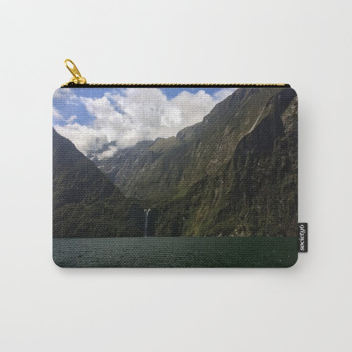 New Zealand Nature Landscape Photograph Carry-All Pouch