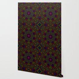 Rainbow Kaleidoscope 4 Wallpaper
