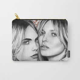 Kate and Cara Carry-All Pouch