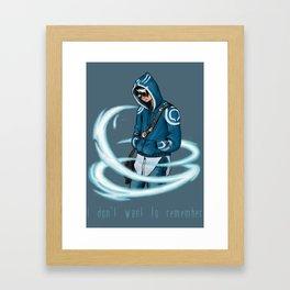 Modern Jace Framed Art Print