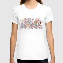 Chain Gang ©Josh Quick  T-shirt