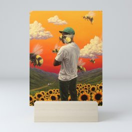 Scum Fuck Flower Boy Mini Art Print